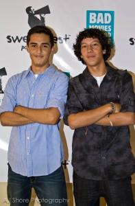 Benjamin Garcia and Eric Lucatero