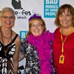 Cindy Nelson, Stephanie Eakins, Monica Garcia