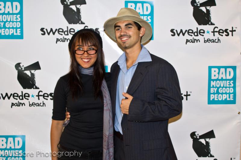 Marissa Dimascio and Chris Mash