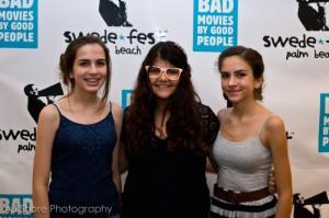 Patricia Kelly, Aleya Zenieris, and Catherine Kelly