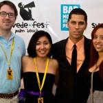 Patrick Byrnd, Maya Lopez, Emmanuel Bori, and Angelica Keky