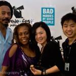 RJ Tesfa, Jooni Lorraine, Liu Jin Jang, and Lih Chang