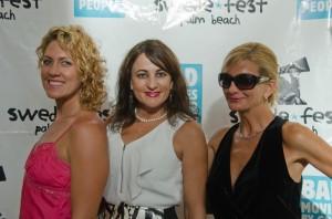 Erin Hodel, Allison Biggins, Ro Sammis