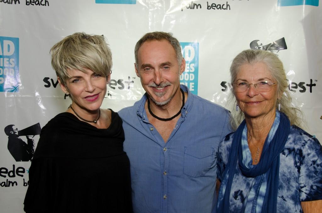 Kelly Owens, Steve Owens, Janet Slimak